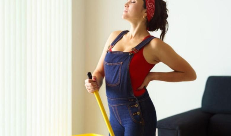Ev işlerinde sakatlanmamak için 15 öneri
